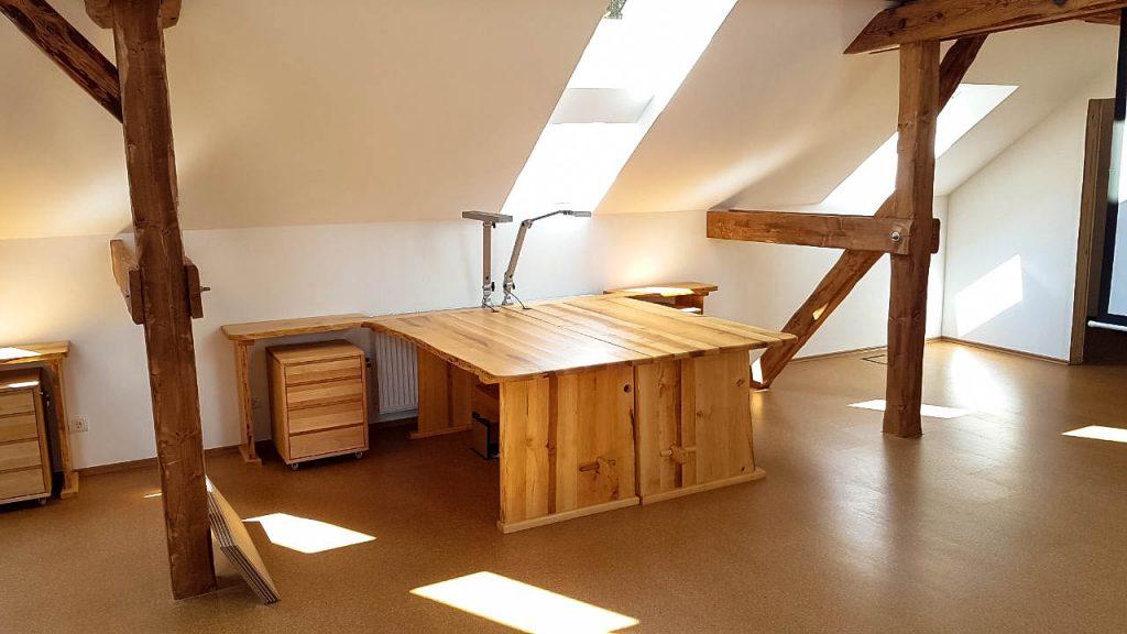 Innenausbau Zimmerei Hanke In Dannenberg Im Wendland